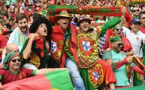Над 14 милиона туита за Португалия - Франция