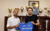 Изгоненият от Левски Сандберг си намери нов отбор