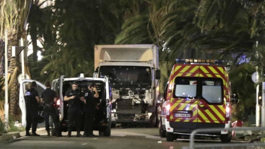 Ужасът и терорът на белия ван - хронологията