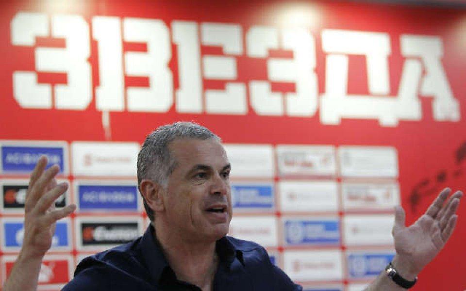 Бос на Звезда: Лудогорец няма общо с българския футбол