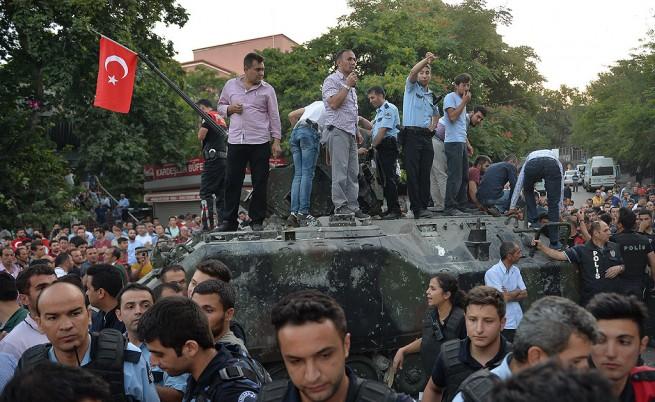 Анкара прекрати Конвенцията за правата на човека