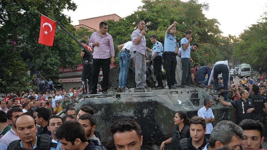 Анкара обяви, че няма да спазва правата на човека