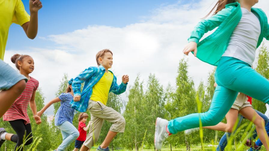 5 детски игри, които ни вталяват повече от фитнеса