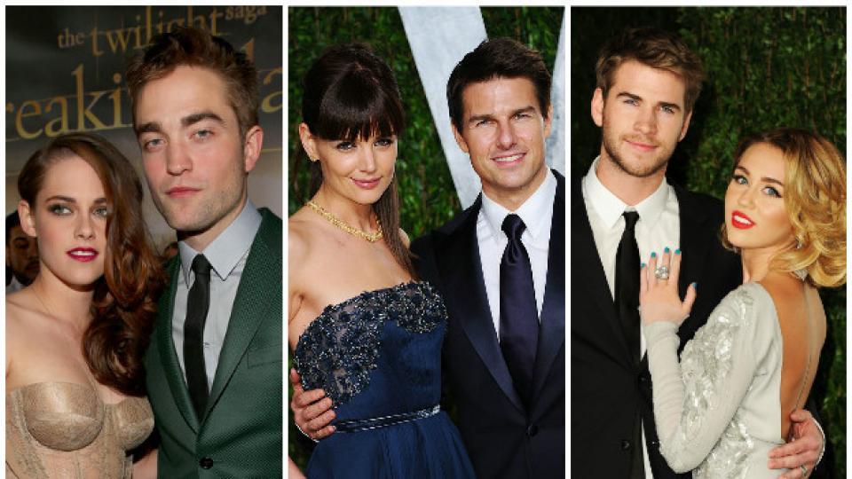Фалшивите връзки на известните личности