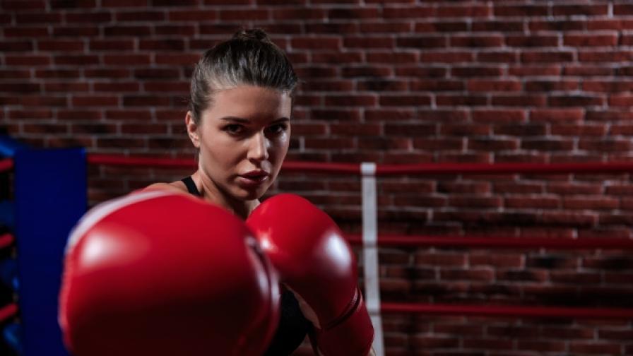 Десен прав - най-силното оръжие в бокса