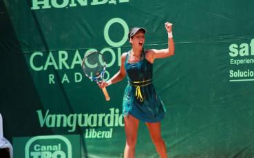 Александрина Найденова е на два четвъртфинала в Индия