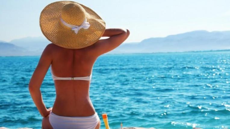 тен лято плаж