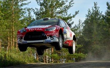 Крис Мийк подписа с Тойота във WRC
