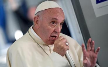 Папа Франциск посрещна петима играчи от НБА, за да обсъди с тях социални каузи