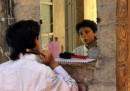 Войната в Алепо уби малкия си герой
