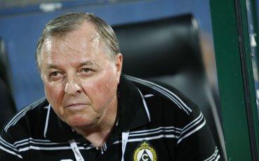 Руснаци се надяват Тарханов да размисли за Славия
