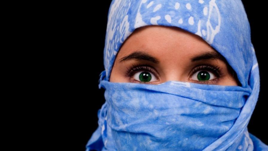 17-годишна мароканка се самозапали