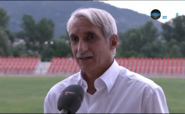Треньорът на Левски Карлово: Няма от какво да се срамуваме