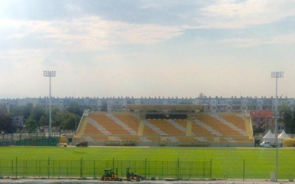 Марица ще играе мачовете си на базата на Ботев в Коматево