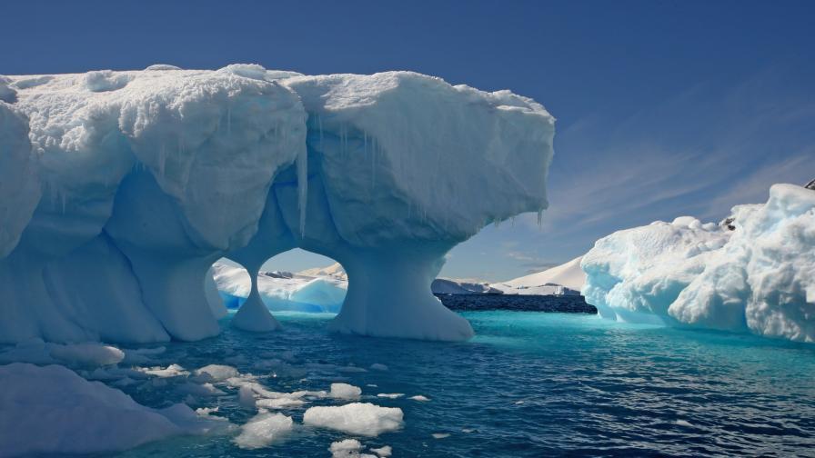Учени: Идва нов ледников период