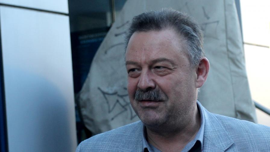 Димитър Цонев почина, поклонението е в събота