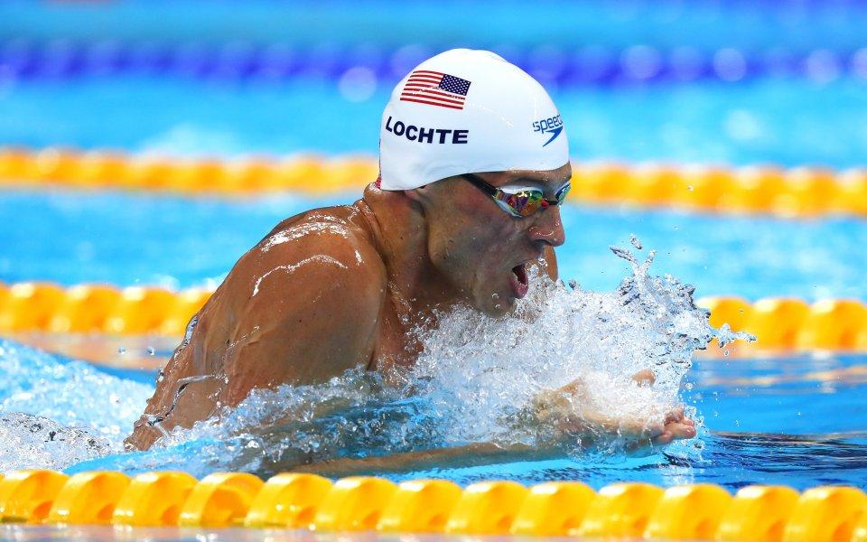 Шесткратен олимпийски шампион наказан за 14 месеца