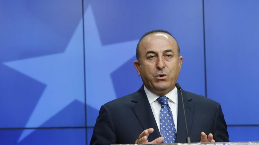 Турция: Споразумяхме се със САЩ за Сирия и Ф-35