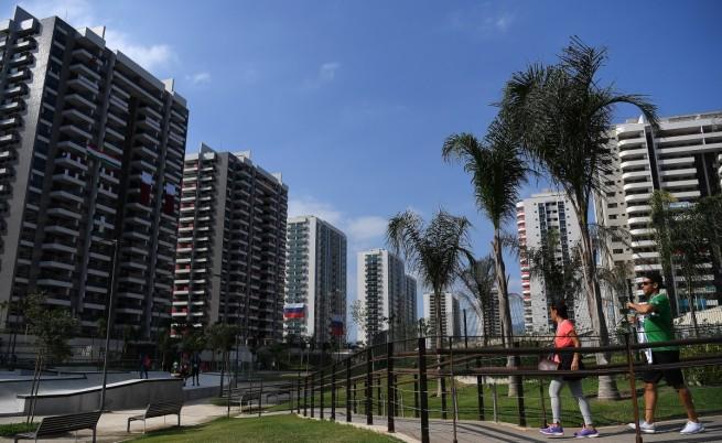 Олимпийското село в Рио де Жанейро