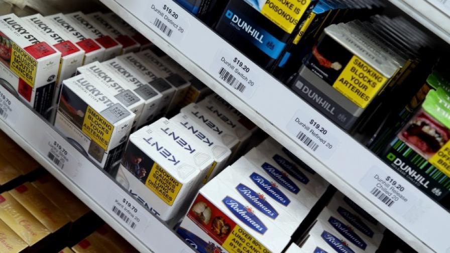 Цигарите поскъпват с още 10-15 стотинки