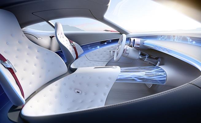 """Джеймс Т. Кърк може да се надява на нещо подобно в новия звузден кораб, който му строят за следващото продължение на """"Стар Трек"""""""