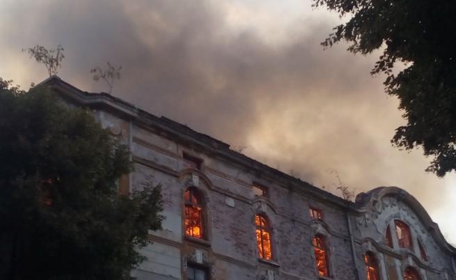 Прокуратурата нареди укрепване на Тютюневия град