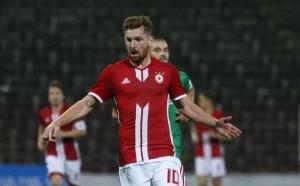 Нунеш: Искам пак да вкарам на Левски