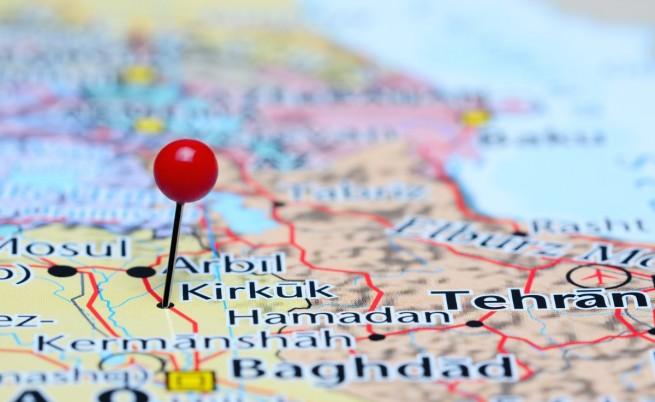 Обезвредиха дете атентатор в Ирак (видео)