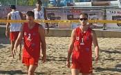България със сребро на Балканиадата по плажен волейбол
