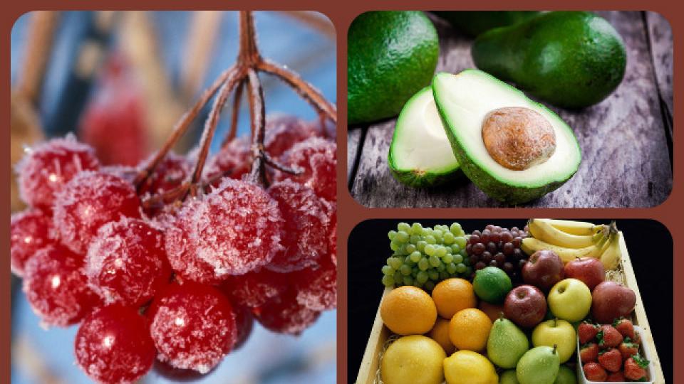 Как да съхраняваме плодовете си добре, за да не се налага ги изхвърлим бързо
