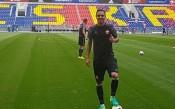 ЦСКА Москва без  Георги Миланов загуби  от Рубин Казан