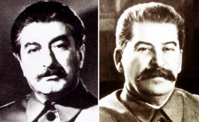 Срещнете се с двойника на Сталин