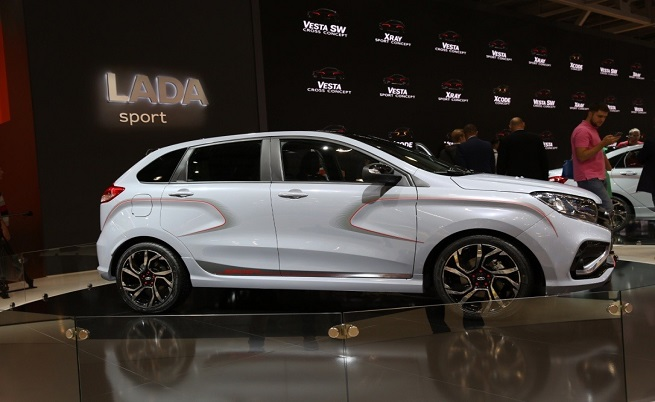 Lada XRAY Sport Concept