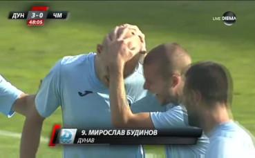 Будинов посече Черно море за 3:0