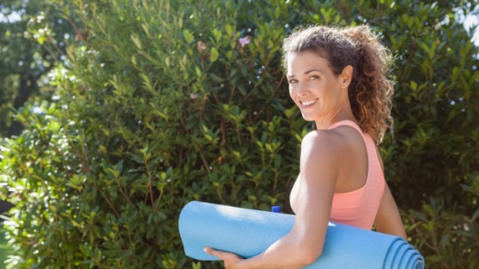 Как да: стегнете тялото си с едно просто упражнение