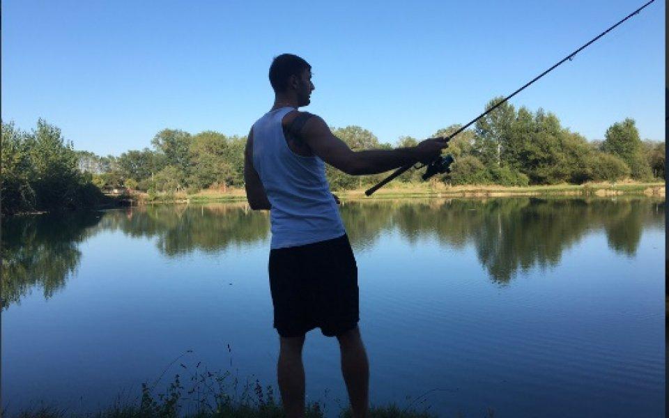 Цецо Соколов – рибар без риба