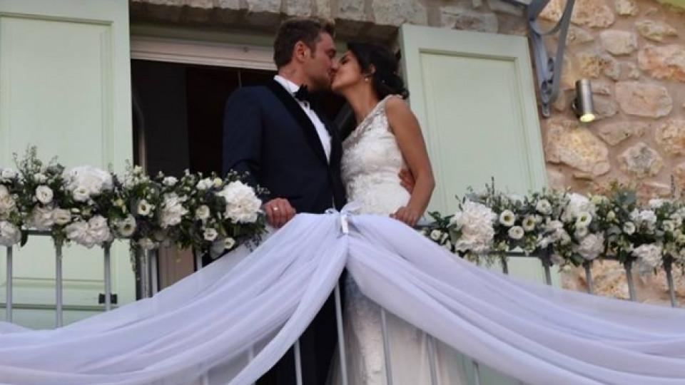 Миро се ожени