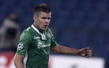 Бившият ас на Лудогорец Безяк: Ще играем на 100%, но дано България спечели групата