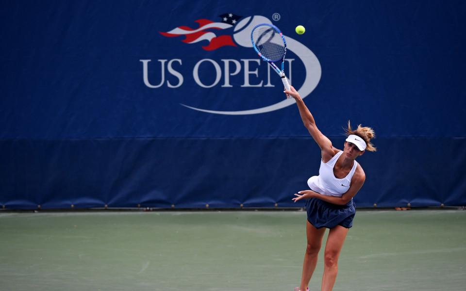 СНИМКИ: Драмата на мача на Цвети Пиронкова на US Open
