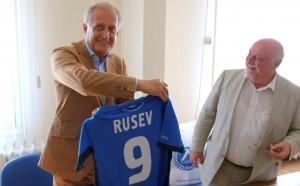 Тръст Синя България към Русев: Дойдохте, за да унищожите Левски ли?