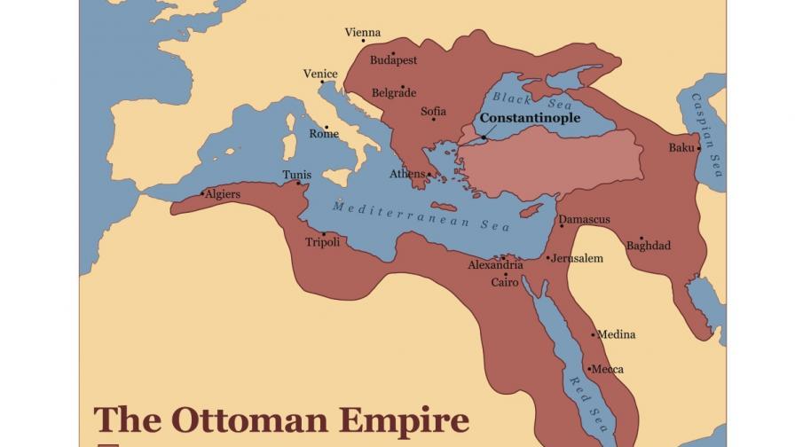 Турска партия иска земите на османските предци