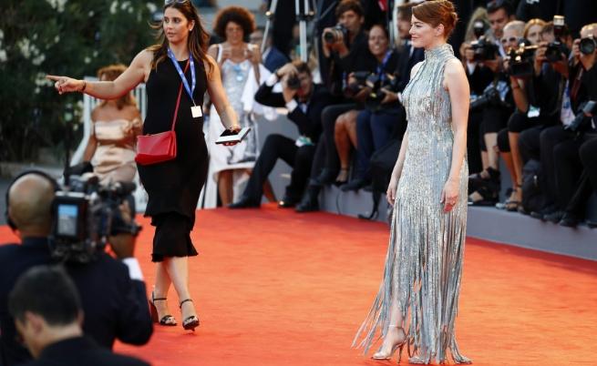 Най-впечатляващите дами на червения килим във Венеция