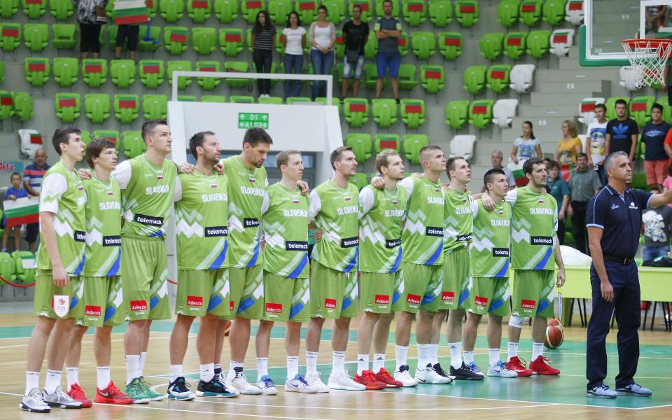 СНИМКИ: България на крачка от сензацията срещу Словения