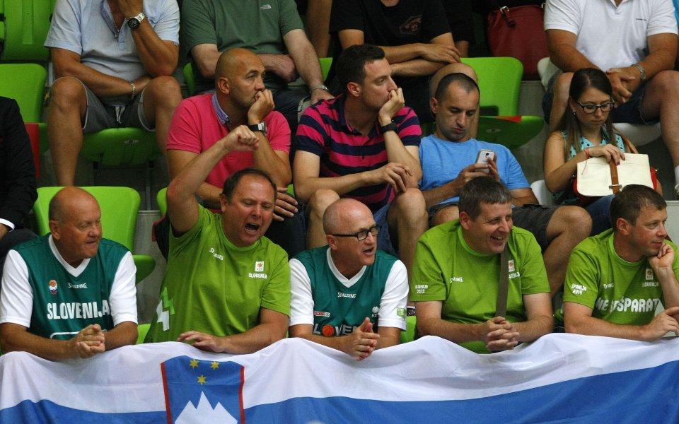 Словенците с войници на евроквалификацията в Косово