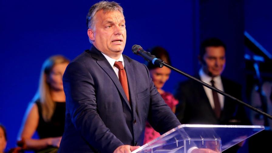 Орбан похвали тези, които помагат на България