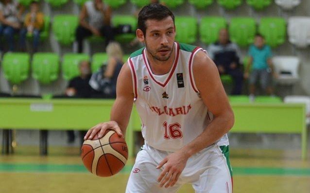 Александър Янев /архив/<strong> източник: БФБаскетбол, Елена Бойчинова</strong>