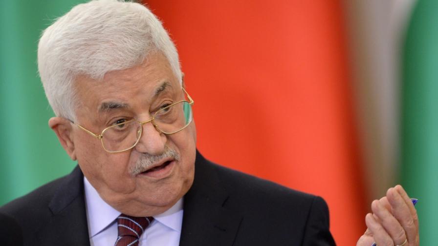 Израел: Лидерът на Палестина е бил от КГБ
