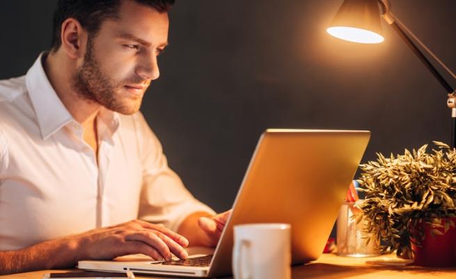 Би ли е работил/а вечерта или през почивните дни?