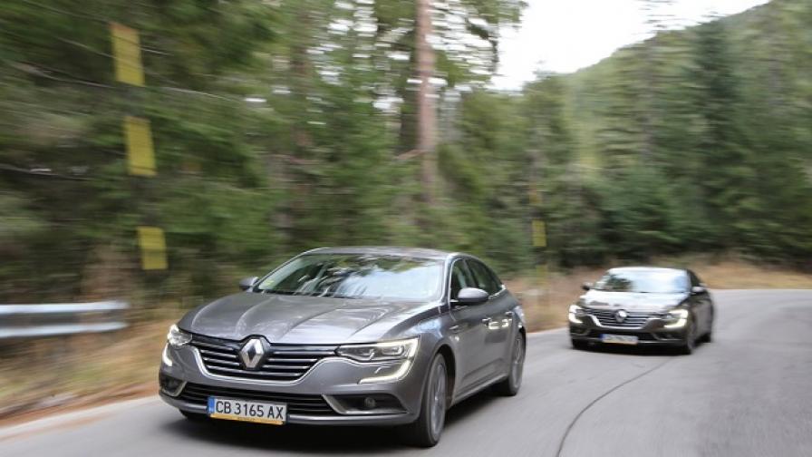 Renault Talisman те подканя към пътешествие (тест-драйв)