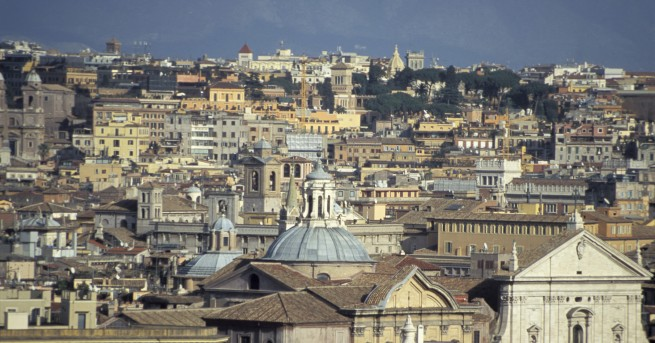 Свят Максимална терористична заплаха обявиха в Рим Властите имат снимката